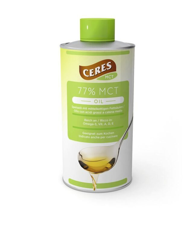 MCT масло CERES 77%